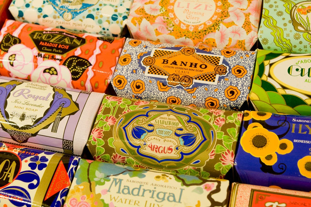 Holiday Shopping In Lisbon Find Giftable Souvenirs Of