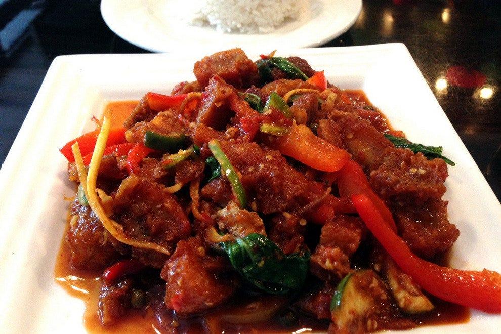 New Thai Restaurant Flatiron