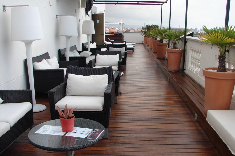 H10 montcada boutique hotel barcelona hotels review for Best boutique hotels barcelona