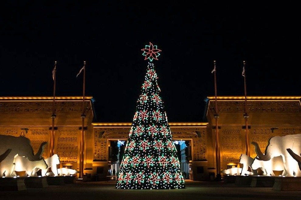 Christmas Activities Near Me.Things To Do In December Attractions In Memphis