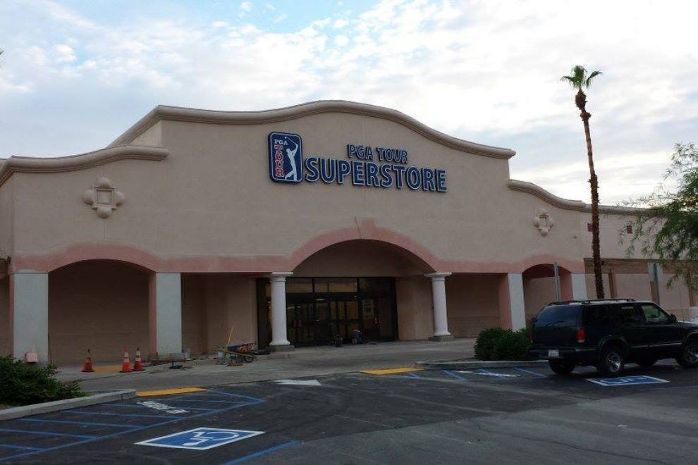 A new PGA Tour Superstore just opened in sunny North Scottsdale