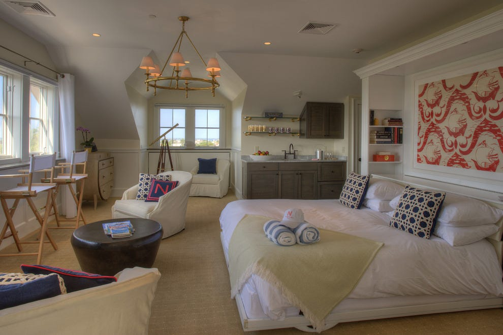 Inside The Nantucket Hotel and Resort