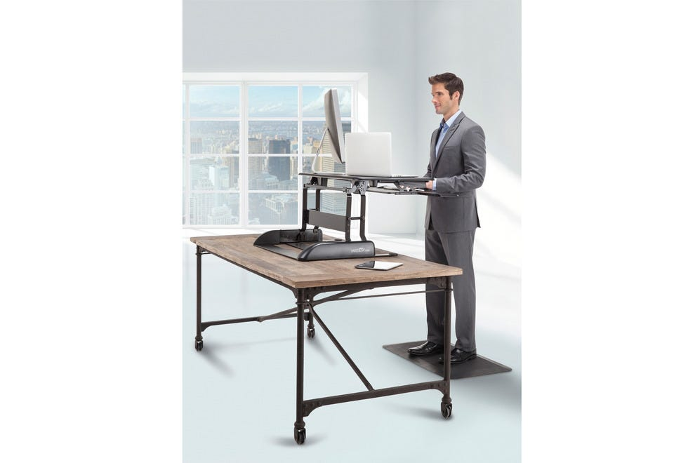 VARIDESK PLUS Adjustable Height Sit / Stand Desk