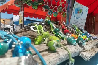 Aruba's Crafty Hands Fair Showcases Local Talent, Artwork