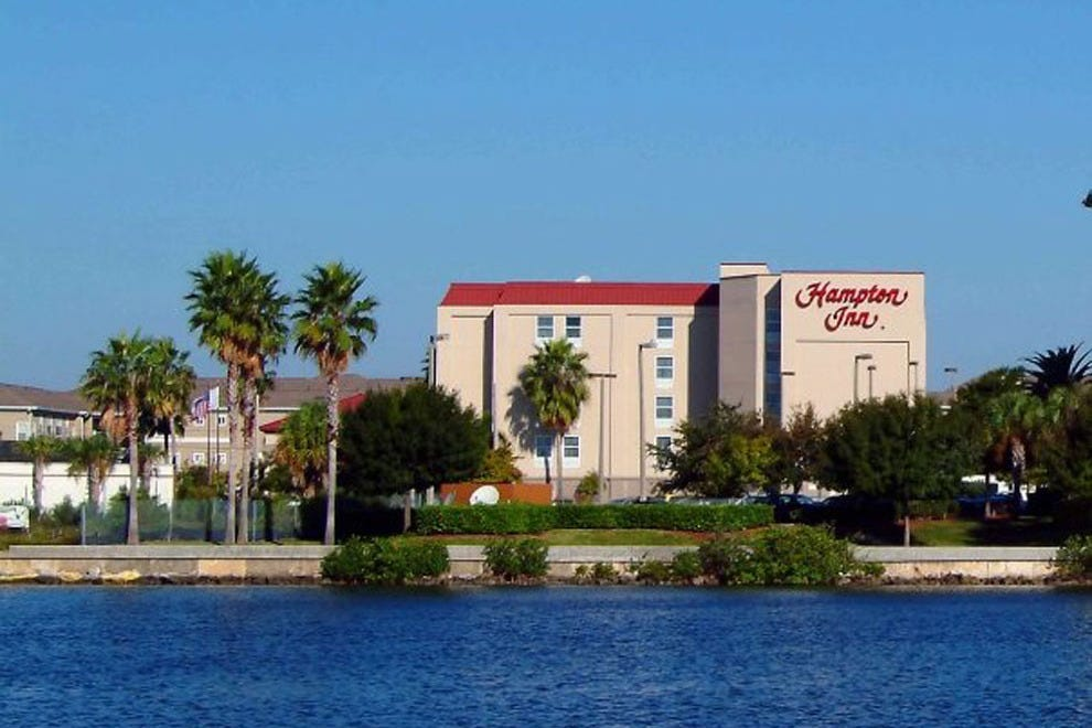 Hampton Inn Tampa Rocky Point Airport Tampa Hotels Review