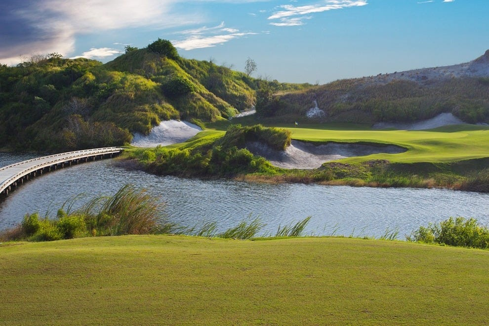 10best top notch warm weather golf courses trip planning for Best warm places to visit in november