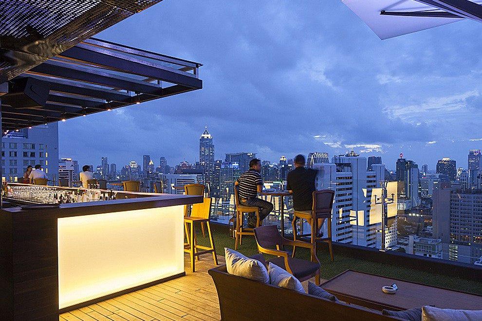 Above Eleven Bangkok Nightlife Review 10best Experts