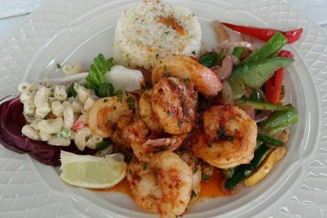 Aruba午餐