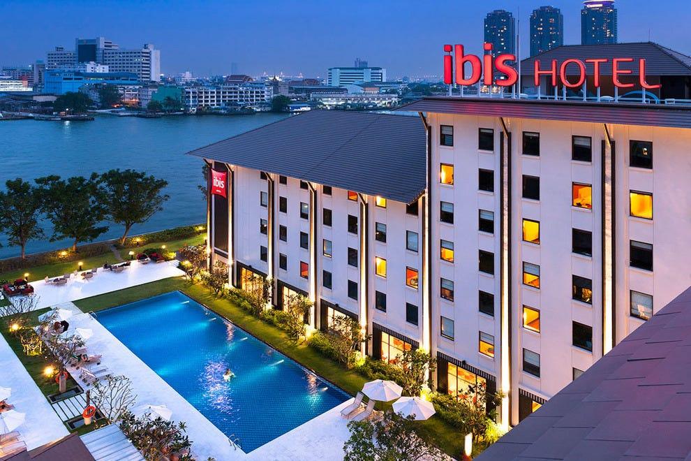 曼谷河畔宜必思酒店