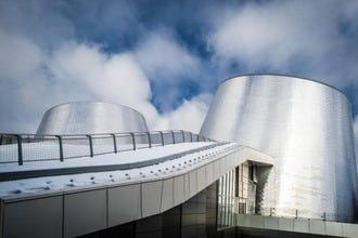 Montreal's Rio Tinto Alcan Planetarium Combines Science and Art