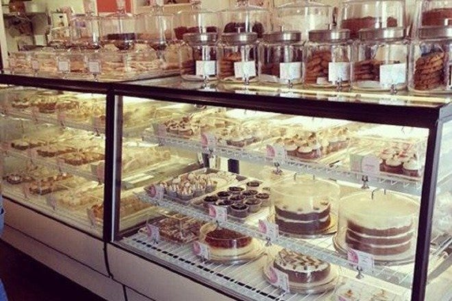 Bakeries in Washington