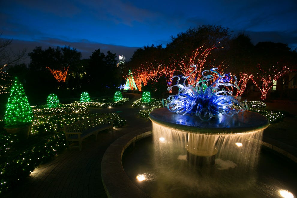 best public lights display winners 2014 10best readers 39 choice travel awards