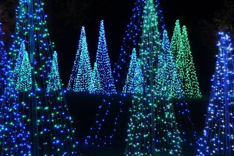 Best Public Lights Display Winners: 2014 10Best Readers' Choice ...