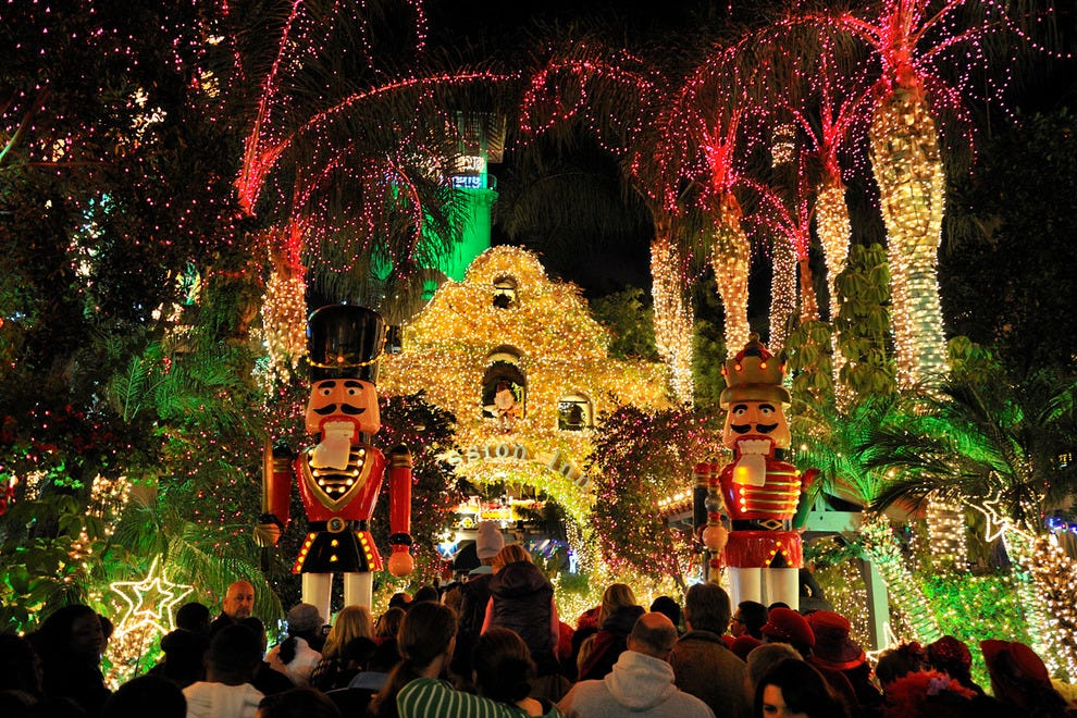 Festival of Lights Mission Inn Hotel u0026 Spa & Best Public Lights Display Winners: 2014 10Best Readersu0027 Choice ... azcodes.com