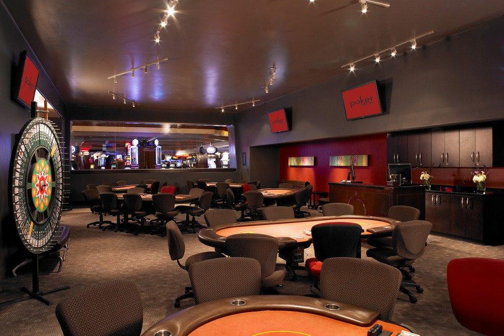 Vegas poker room rates