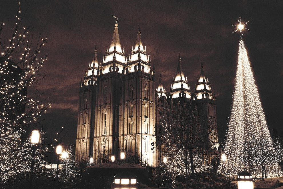 Holiday Attractions Attractions In Salt Lake City - Local time in salt lake city