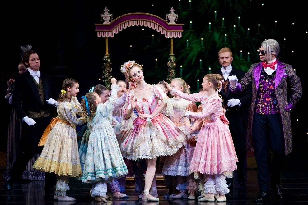 Ballet West Nutcracker at the Capitol Theatre