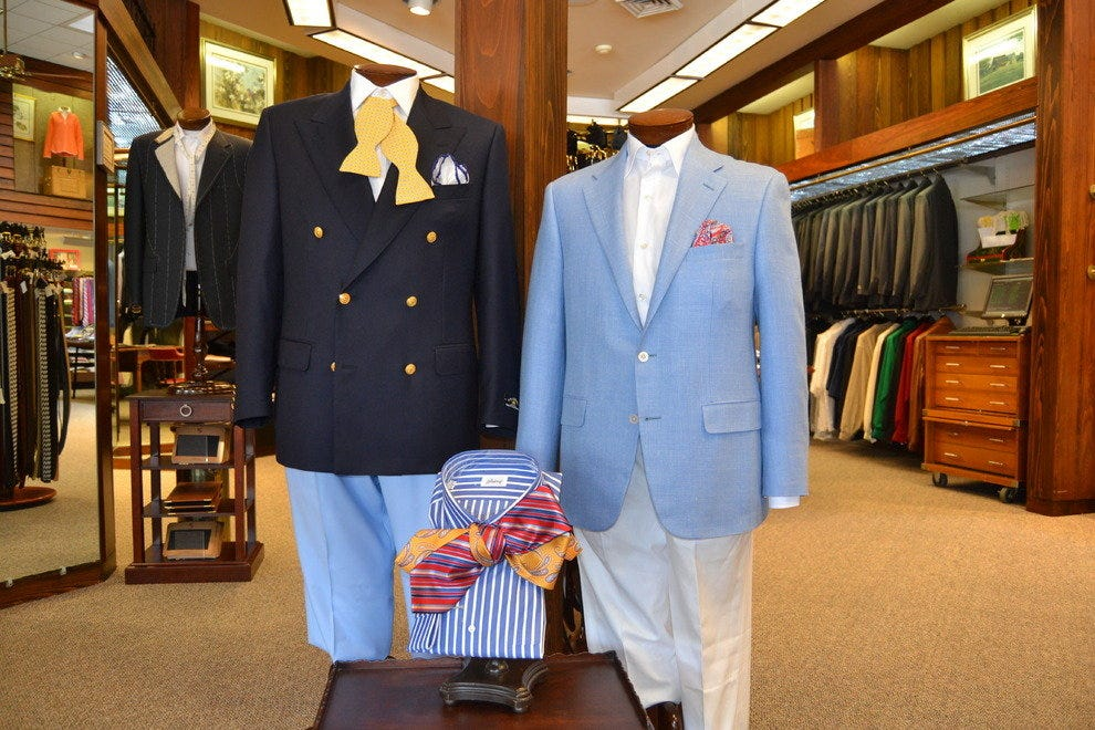 Classic styles at Maus & Hoffman