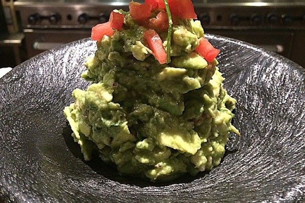 Avocado-centric foods fill the menu at Avocado Grill