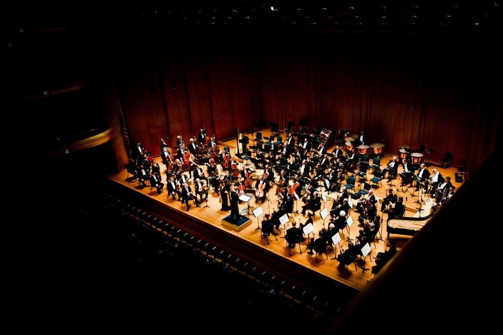 Messiah Sing In with Utah Symphony at Abravanel Hall