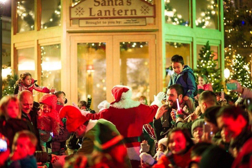 Christmas at City Creek Center