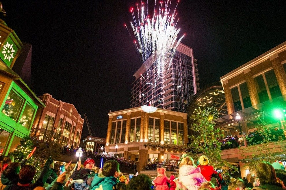 Christmas at City Creek Center