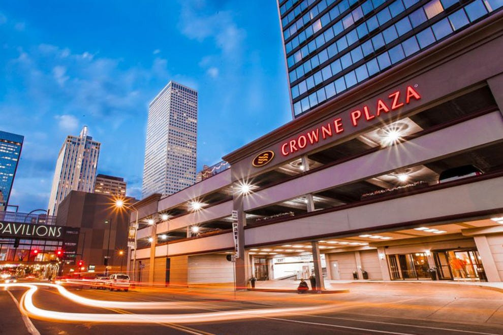 Cheap Airport Hotels In Denver