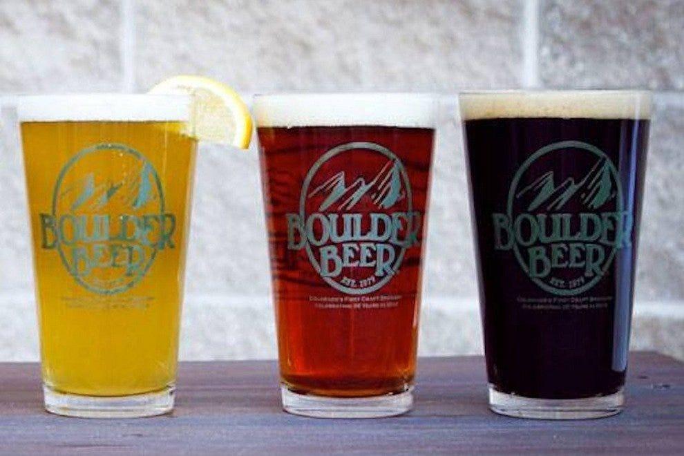 Boulder Brewing Company Tours