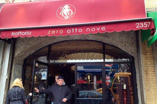 Zero Otto Nove New York Restaurants Review 10best Experts