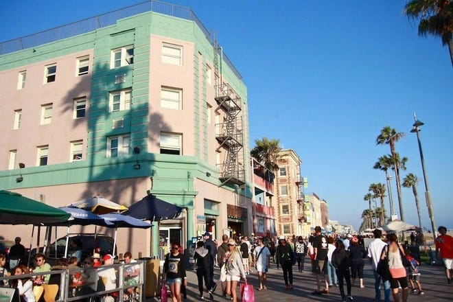 Los Angeles Venice Beach Hotels