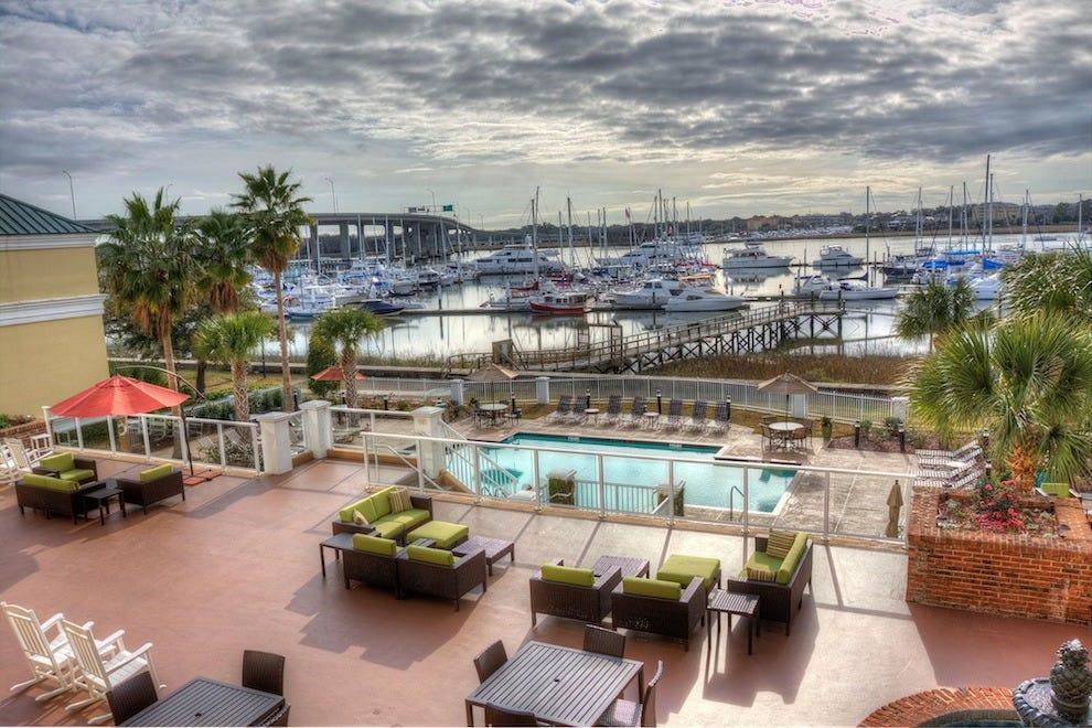 Charleston Family Friendly Hotels In Charleston Sc