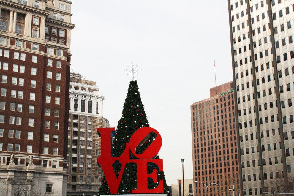 Love Park PopUp Holiday Market