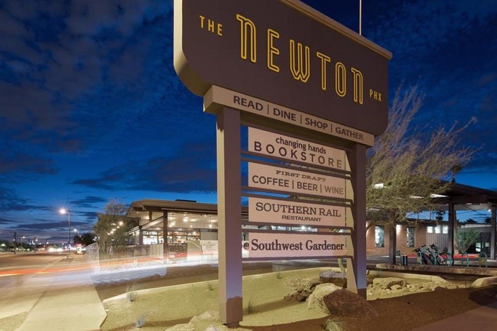 The Newton Shopping Center