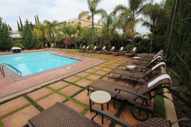 Budget Hotels in Los Angeles