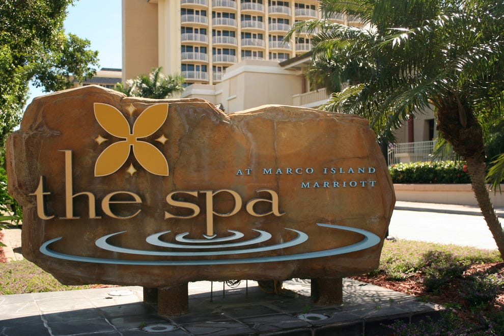 Spa at Marco Island Marriott