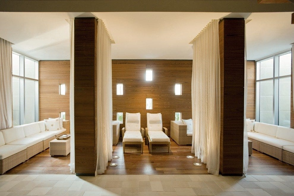 Spa at Naples Grande