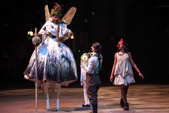 Chicago's Redmoon Winter Pageant: An Innovative, Eye-Catching Performance