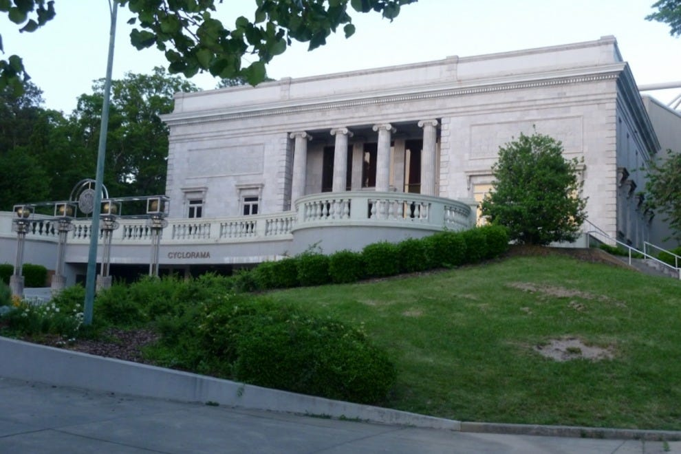 Atlanta museums 10best museum reviews for Best museums in america