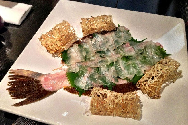 Dallas Japanese Sushi Food Restaurants: 10Best Restaurant