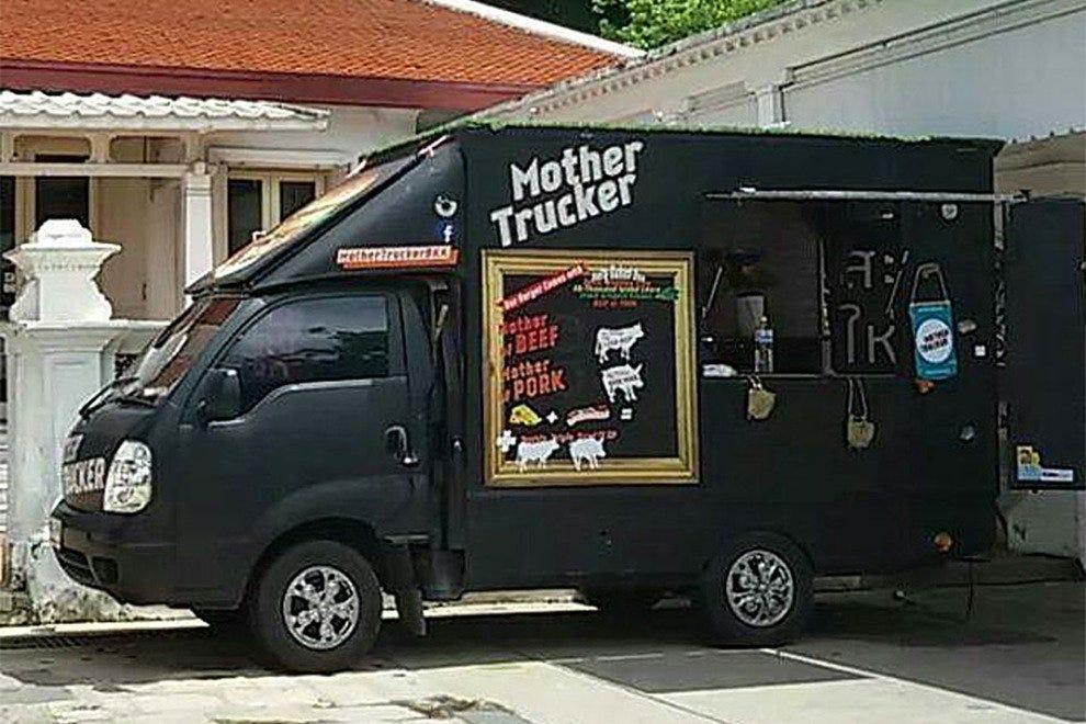 Food Trucks Restaurants In Bangkok
