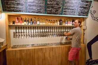 Craft Beer Specialist Mikkeller Bangkok Serves Drinks Fit for Royalty