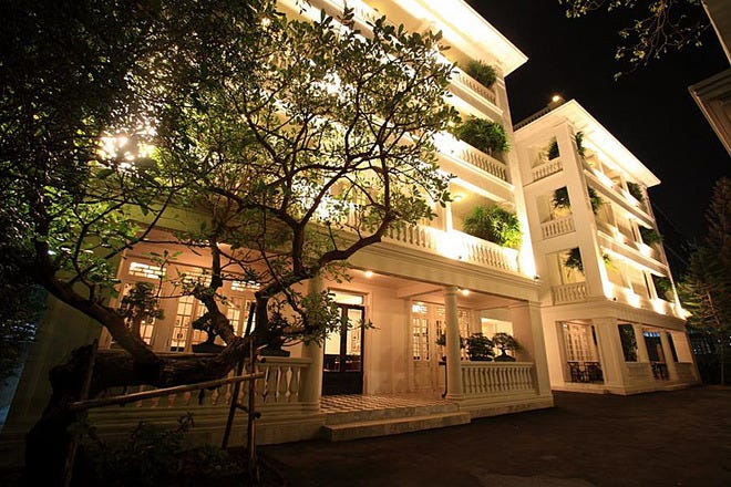 Boutique Hotels in Bangkok