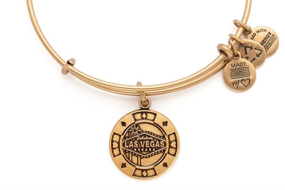 Las vegas charm gold alex and ani miracle mile shops 54 990x660 jpg