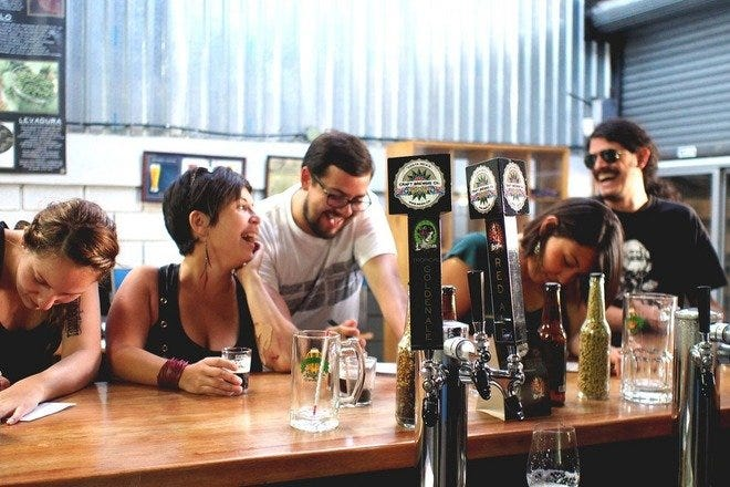 Costa Rica's Craft Brewing Company