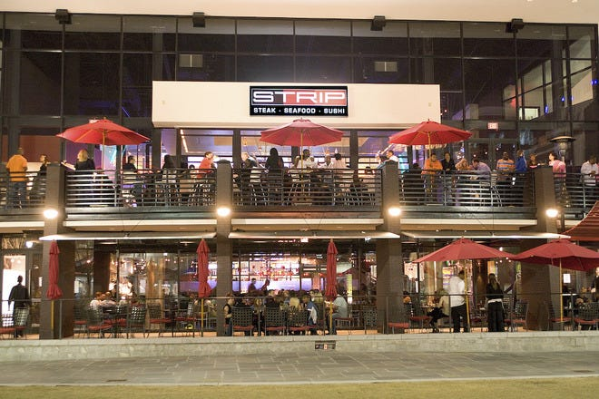 Atlantic Station Restaurants In Atlanta