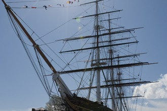 Become an Apprentice on 'Cutty Sark'!