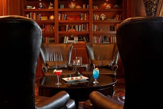 The Library Bar in Dallas: Relax with Martinis and Jazz