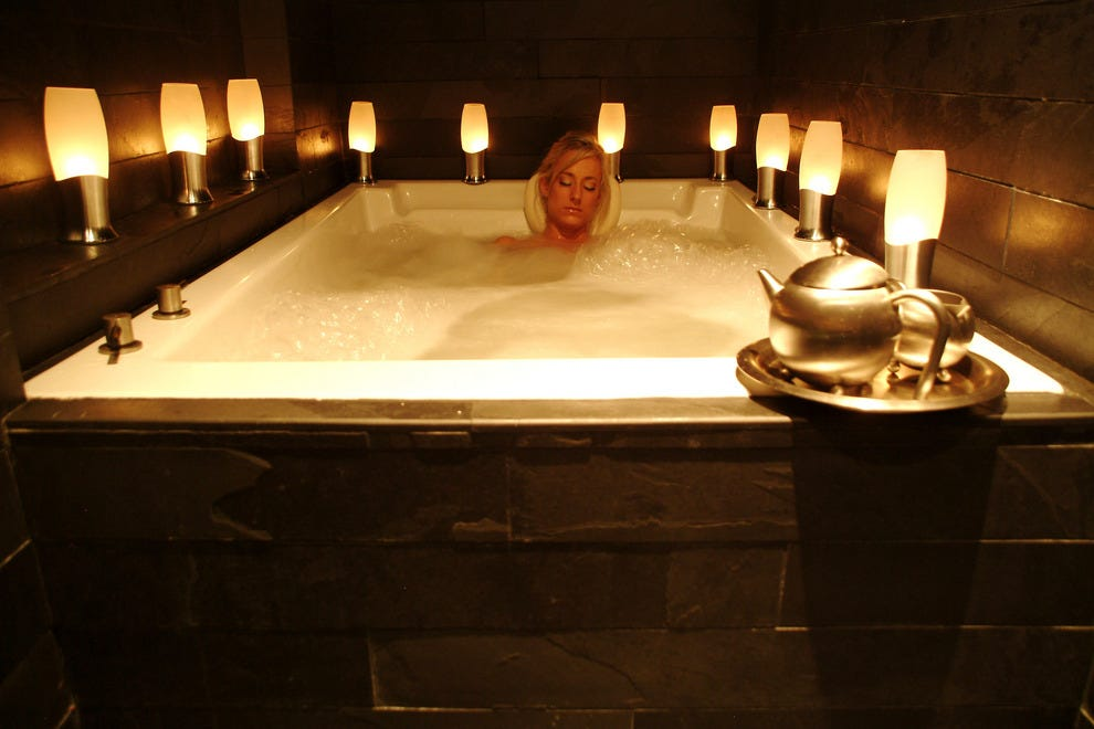 bathhouse spa vegas Las gay