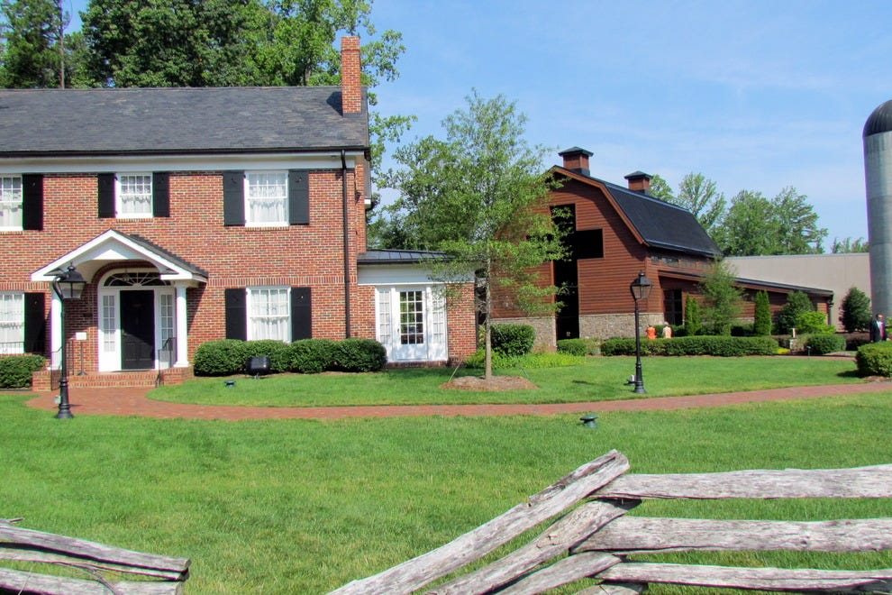 The Graham Family Homeplace and Billy Graham Library