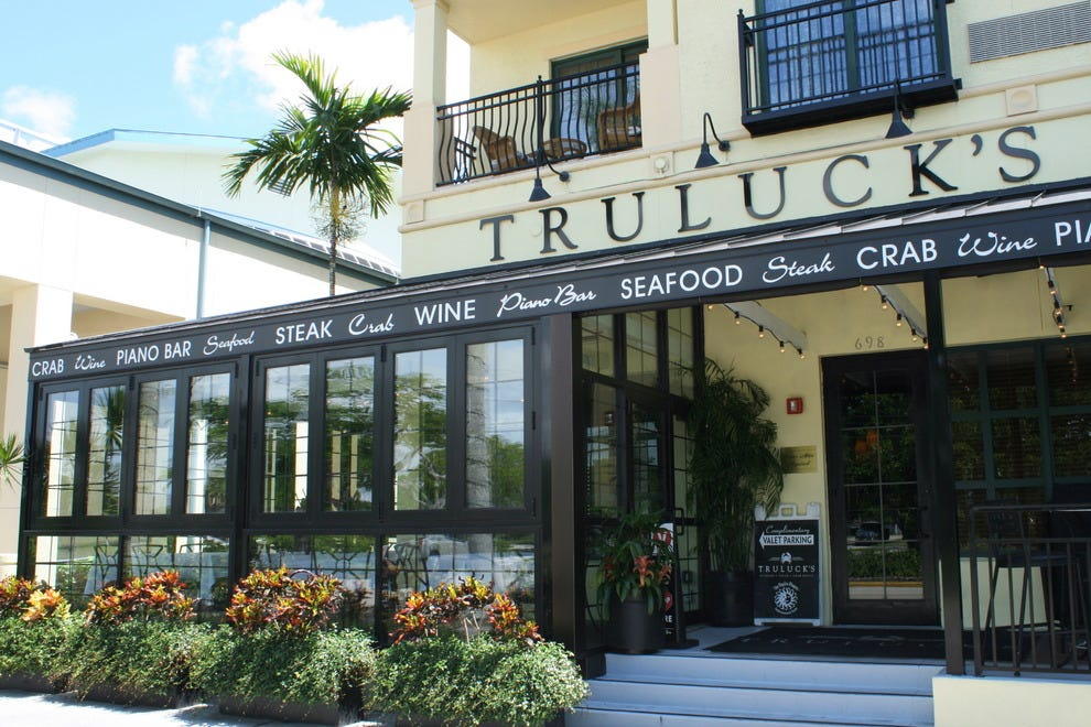 Truluck's Seafood, Steak & Crab House - Naples